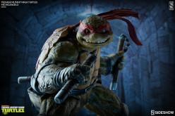Sideshow Teenage Mutant Ninja Turtles Michelangelo Statue Official Details