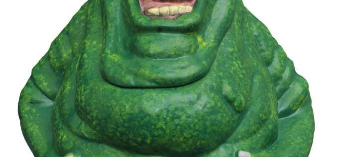 Diamond Select Toys Shipping This Week: Ghostbusters Slimer Cookie Jar & Predator Minimates