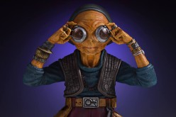Gentle Giant – Star Wars Maz Kanata Mini Bust