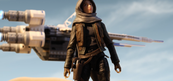 Star Wars Superfans GoRogue To Reveal New Toy Line