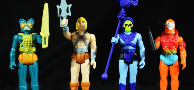 Super 7 Masters Of The Universe 3.75″ Retro Action Figures Series 1 Review