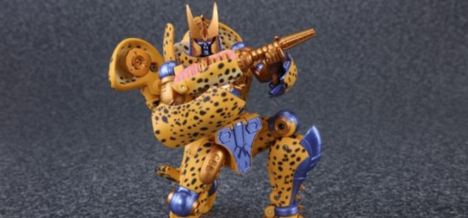 Takara-Tomy Announces Transformers Masterpiece MP-34 Beast Wars Cheetor