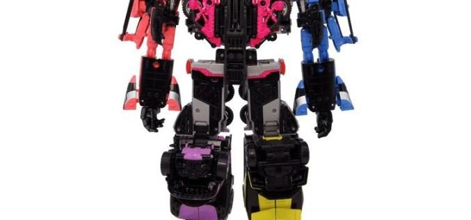 Takara-Tomy Transformers Unite Warriors UW-EX Megatronia