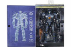 NECA Toys Pacific Rim 7″ Ultimate Gipsy Danger With LED Lights Figure Shipping This Week