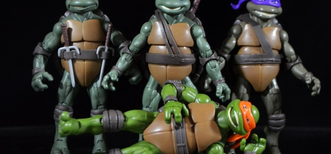 Wal-Mart Exclusive Teenage Mutant Ninja Turtles Secret Of The Ooze Leonardo Review