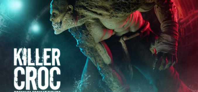 Sideshow DC Comics Killer Croc Premium Format Figure Pre-Orders