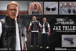 Pop Culture Shock Clay Morrow & Jax Teller Sixth Scale Figure Pre-Orders