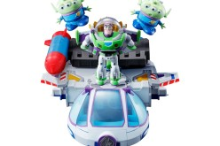 Chogokin Toy Story Combination Woody Sheriff Star & Buzz  The Space Ranger Pre-Orders