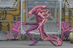 NECA Toys Aliens Xenomorph Warrior Arcade Appearance 7″ Figure