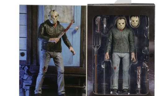 NECA Toys Closer Look: Friday The 13th Part 3 Ultimate Jason Voorhees