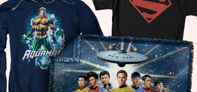 Entertainment Earth: Star Trek, Super Friends, Rogue One, Transformers & More
