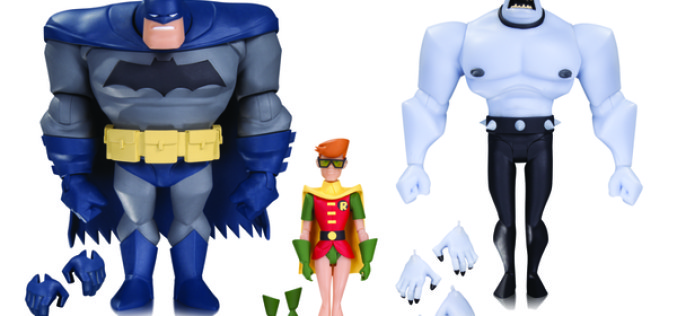 DC Collectibles Solicitations For April 2017 – DC Icons, Bombshells, Supergirl TV Series Statue & More