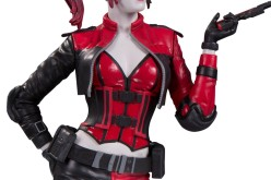 DC Collectibles Reveals Injustice 2 Harley Quinn – Red, White & Black Statue