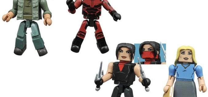 Daredevil Minimates Box Set Series 2
