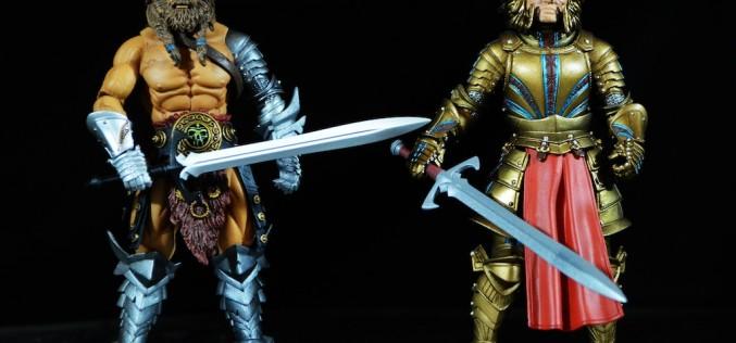Four Horsemen Studios: Mythic Legions Attlus The Conqueror & Attila Leossyr Review
