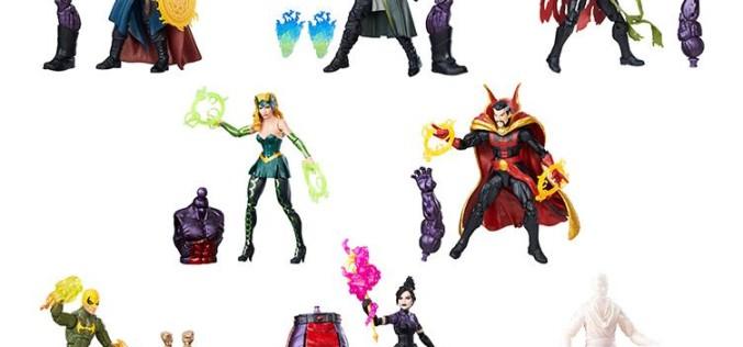 Hasbro Marvel Legends 6″ Doctor Strange Wave 1 Now Available