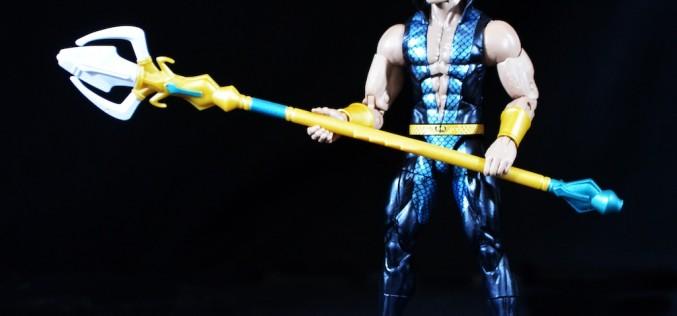 Hasbro Marvel Legends 6″ Walgreens Exclusive Namor Figure Review