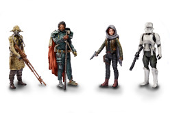 """Hasbro Star Wars Rogue One """"Jedha"""" Figure Pack Announced"""