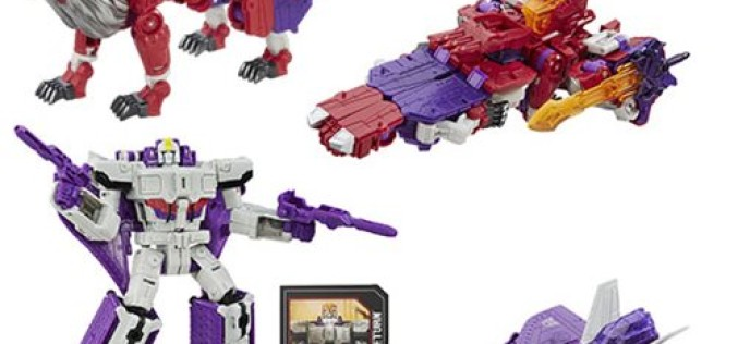 Hasbro Transformers Titans Return Alpha Trion, Astrotrain & More Shipping Soon