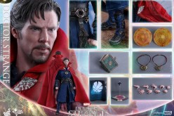 Hot Toys Dr. Strange Sixth Scale Figure Pre-Orders