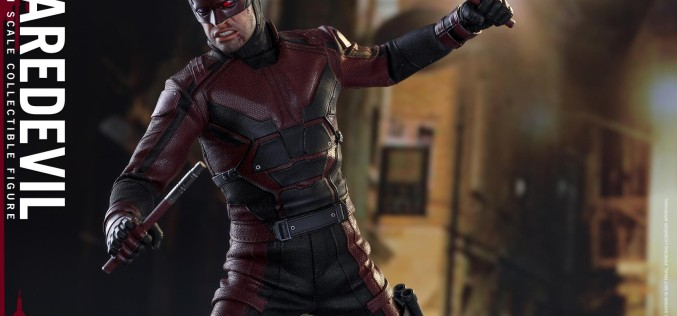 Hot Toys Daredevil Netflix TV Series Sixth Scale Figure