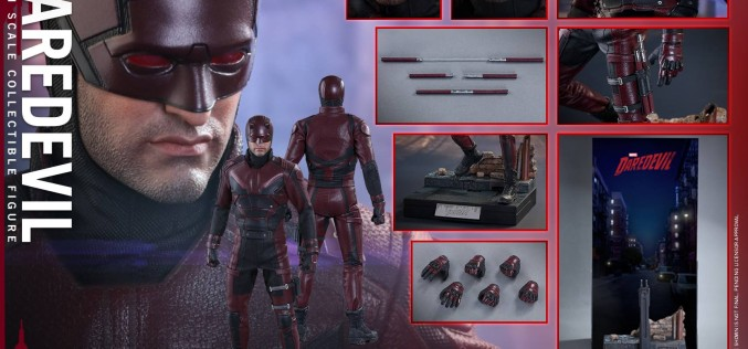 Hot Toys Daredevil Netflix TV Series Sixth Scale Figure Pre-Orders
