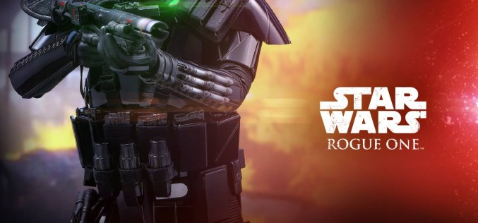 Hot Toys Rogue One: A Star Wars Story Imperial Death Trooper Sixth Scale Figure Preview