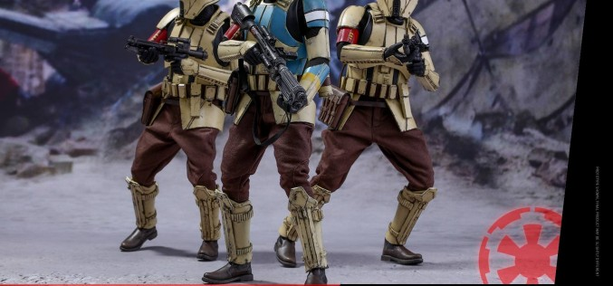 Hot Toys Rogue One Shoretrooper Sixth Scale Figure