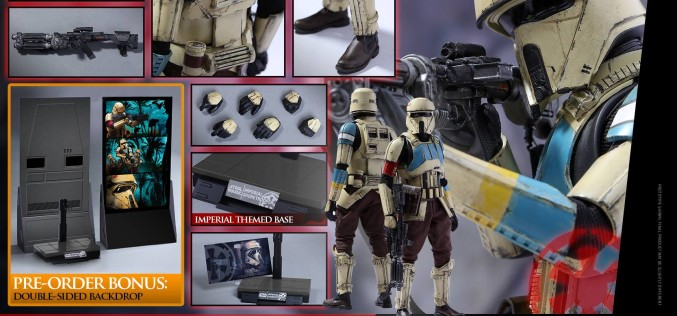 Hot Toys Rogue One Shoretrooper Sixth Scale Figure Pre-Orders