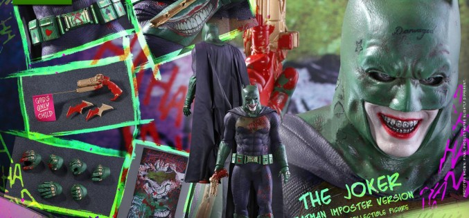 Hot Toys The Joker Batman Imposter Version Sixth Scale Figure Pre-Orders