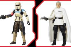 Hasbro Star Wars Rogue One Director Krennic & Shoretrooper TBS 6″ Figures Revealed