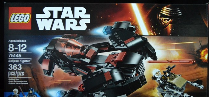 LEGO Star Wars 75145 Eclipse Fighter Review