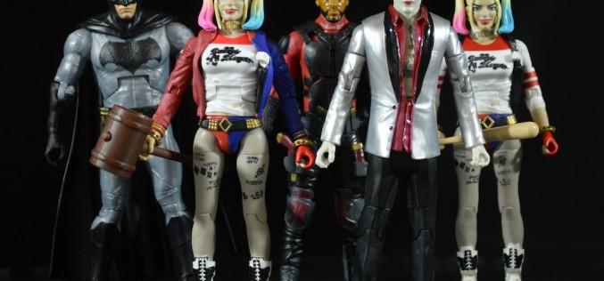 Mattel DC Comics Multiverse Suicide Squad 6″ Wave 1 Review