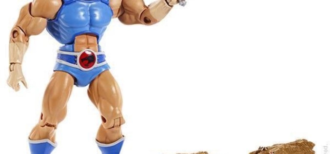 Mattel ThunderCats Classics Lion-O In Stock Now On Mattel Shop