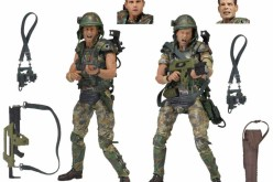 NECA Toys To Reissue Aliens Hicks & Hudson In New Upcoming Figure 2 Pack
