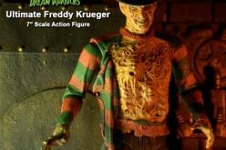 Nightmare On Elm Street Part 3 – Dream Warriors Ultimate Freddy 7″ Figure On Amazon & eBay