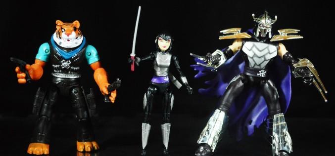 First Look: Playmates Toys Teenage Mutant Ninja Turtles Karai Review