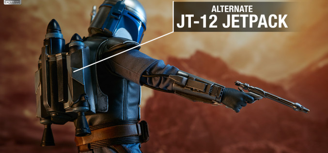 Sideshow Star Wars: Attack Of The Clones Jango Fett Premium Format Figure Pre-Orders