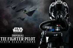 Sideshow Rogue One TIE Fighter Pilot Sixth Scale Figure Pre-Orders