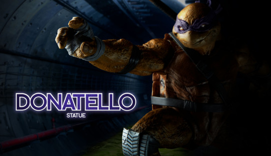 Sideshow Teenage Mutant Ninja Turtles Donatello Statue Pre-Orders