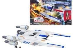 Entertainment Earth: Star Wars Rogue One Jyn Erso, U-Wing Fighter & More In Stock