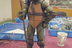 NECA Toys Reveals More New Images Of TMNT 1990 1/4″ Scale Donatello