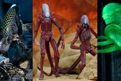 "NECA Toys Toys ""R"" Us Exclusive Aliens & Alien vs Predator Figure Details"