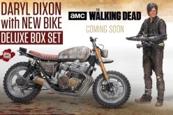 McFarlane Toys Shares New Images Of The Walking Dead Daryl Dixon With New Bike