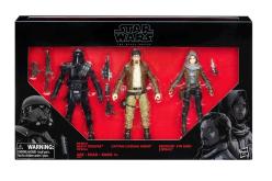Target Exclusive Star Wars Rogue One Black Series 6″ Figure 3 Pack