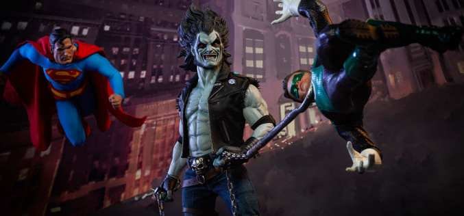 Sideshow DC Comics Lobo Sixth Scale Figure Pre-Orders