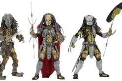 NYCC 2016 – NECA Toys Predator Series 17 Figures Revealed