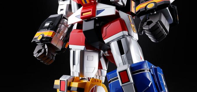Bandai's Chogokin Power Rangers Megazord Robot Open For Pre-Order