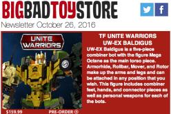 BigBadToyStore: Transformers, Ghostbusters, Star Wars, Breaking Bad, X-Men, Doctor Strange & More