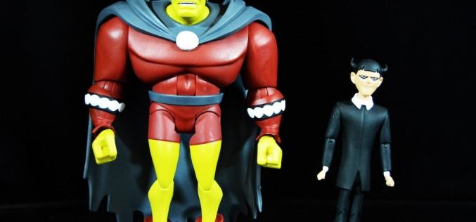 DC Collectibles The New Batman Adventures The Demon Etrigan & Klarion 2 Pack Review